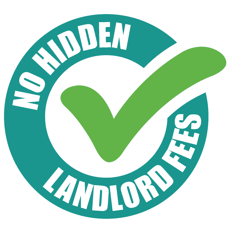 no hidden landlord fees
