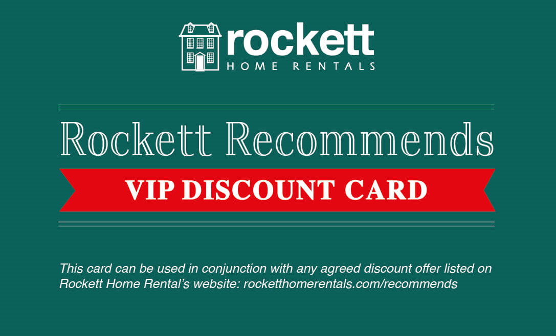 rockett home rentals recommends